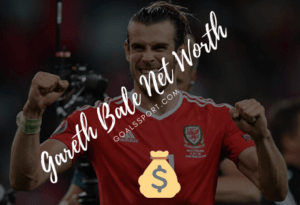 Gareth Bale Net Worth
