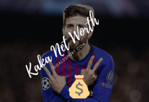 Gerard Piqué Net Worth