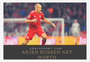 Arjen Robben Net Worth