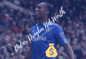 Didier Drogba Net Worth