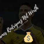 What is the James Rodriguez Net Worth 2020? Rodriguez Salary 2020
