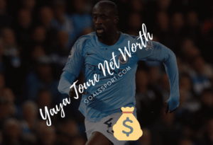 Yaya Toure Net Worth 2020