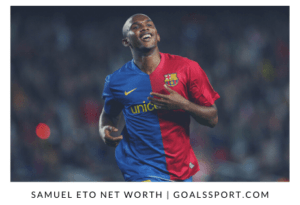 samuel eto net worth