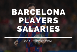 Barcelona Players Salaries