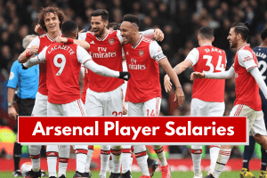 Arsenal Player Salaries